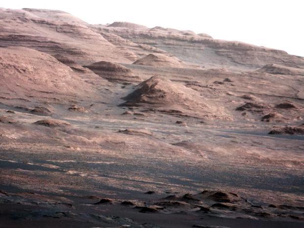 4 Days Until Curiosity's 1 year anniversary on Mars