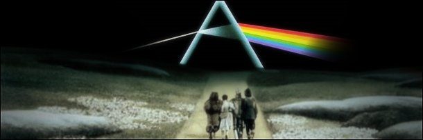There Is No Dark Side Of The Moon Really Matter Of Fact Its All