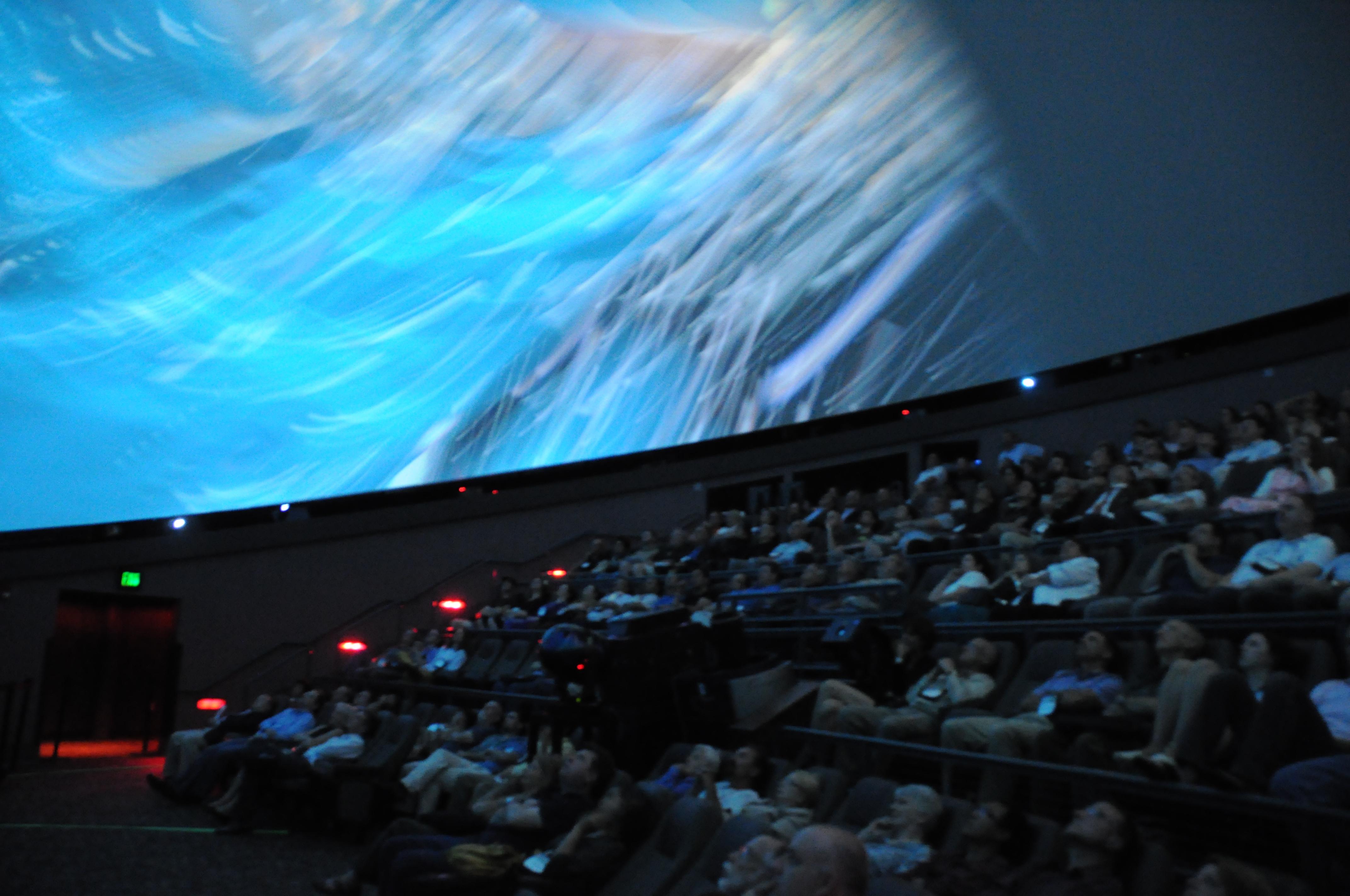 Behind The Scenes Irene W Pennington Planetarium