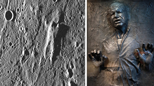 Han Solo on Mercury 1