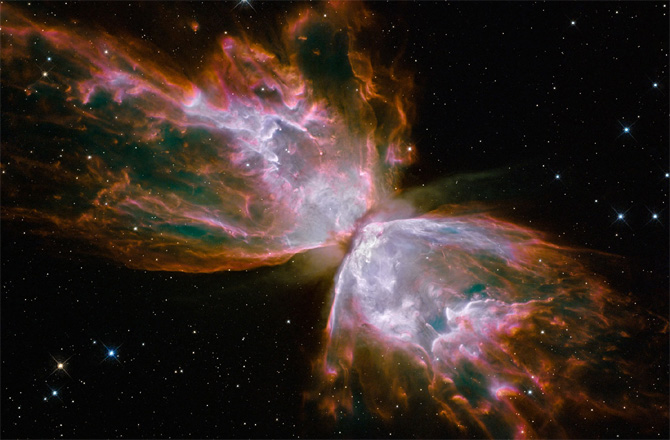 The Mysterious Alignment of Planetary Nebula | Irene W ...