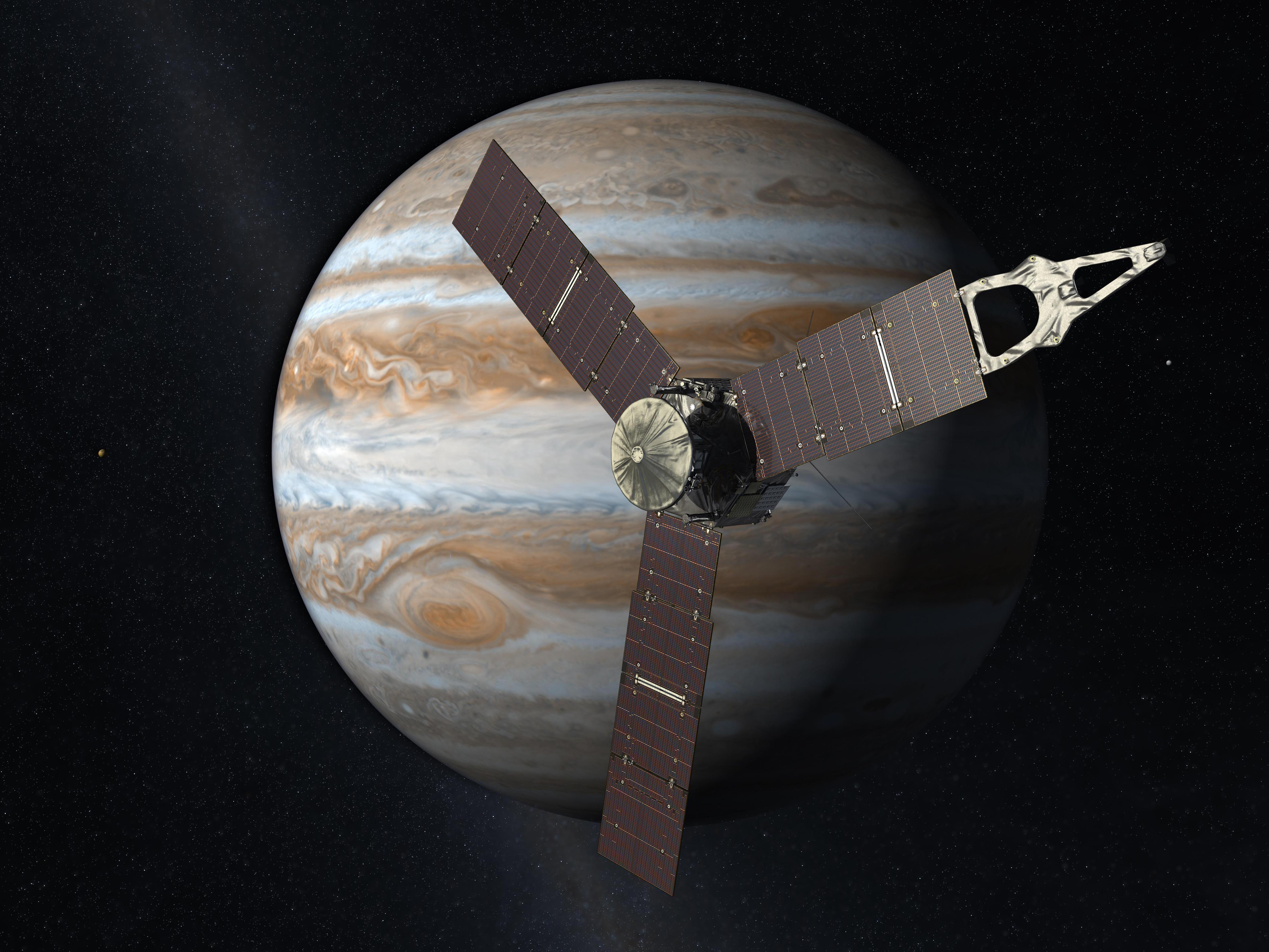 spacecraft jupiter - photo #35