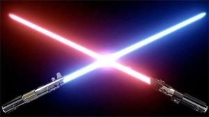 real light sabers