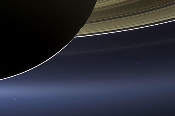 Pale Blue Dot | Irene W. Pennington Planetarium