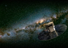 Gaia satellite