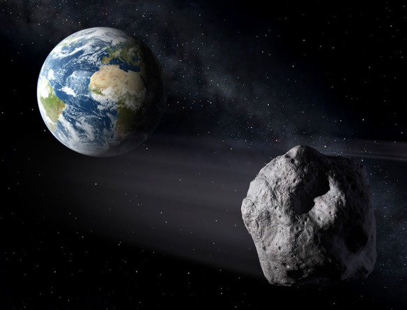 asteroid | Irene W  Pennington Planetarium
