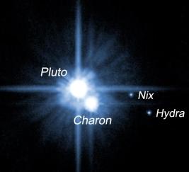 pluto, hydra, nix