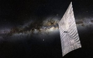 solar spacecraft