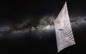 solar spacecraft