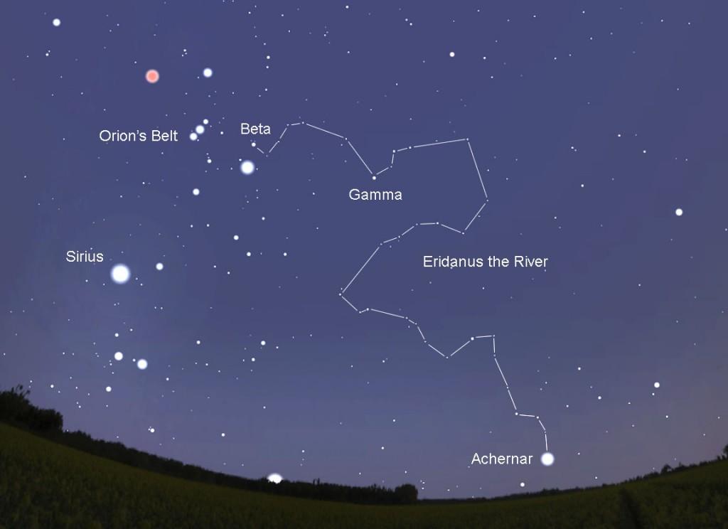 The 10 Brightest Stars in the Night Sky   Irene W