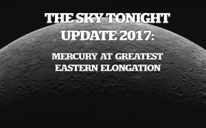 Mercury at Greatest Eastern Elongation