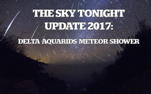 Delta Aquarids Meteor Shower.