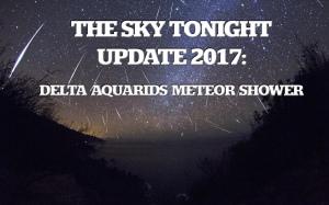 Delta Aquarids Meteor Shower.