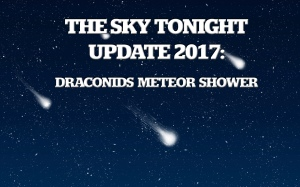 Draconids Meteor Shower