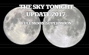 Full Moon, Supermoon