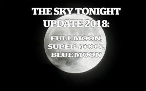 full moon, super moon, blue moon