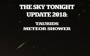 Taurids Meteor Shower