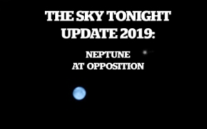Neptune at Opposition