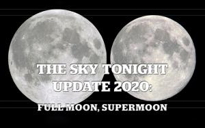 full moon supermoon